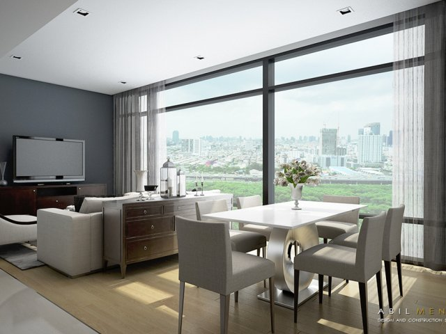 THE CIRCLE 1 ASOKE-PETCHBURI
