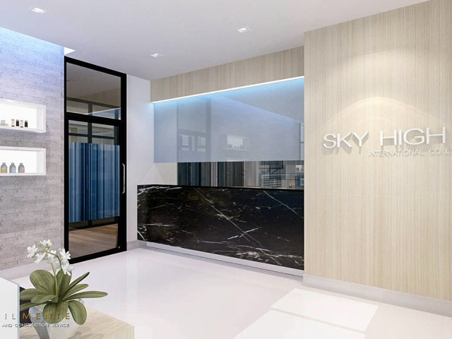 SKY HIGH INTERNATIONAL CO,.LTD