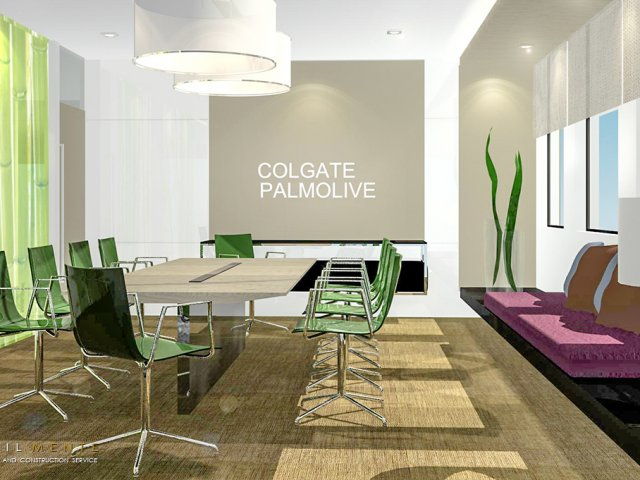 COLGATE CO,.LTD
