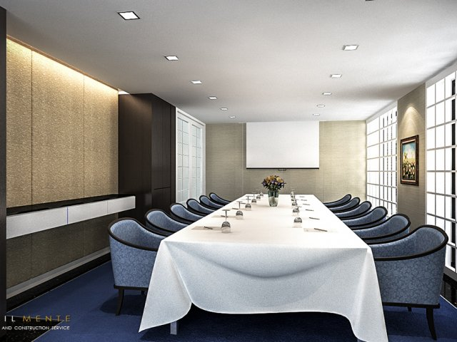 MEETING ROOM & FUNCTION AREA@BANGKOK CLUB