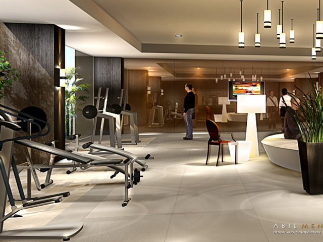 FITNESS CENTER @FOURWINGS