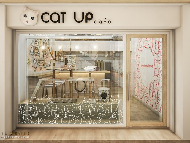 CAT UP CAFE II
