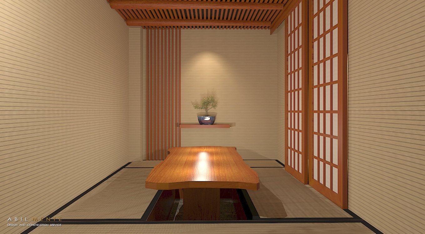 JAPANESE RESTAURANT II