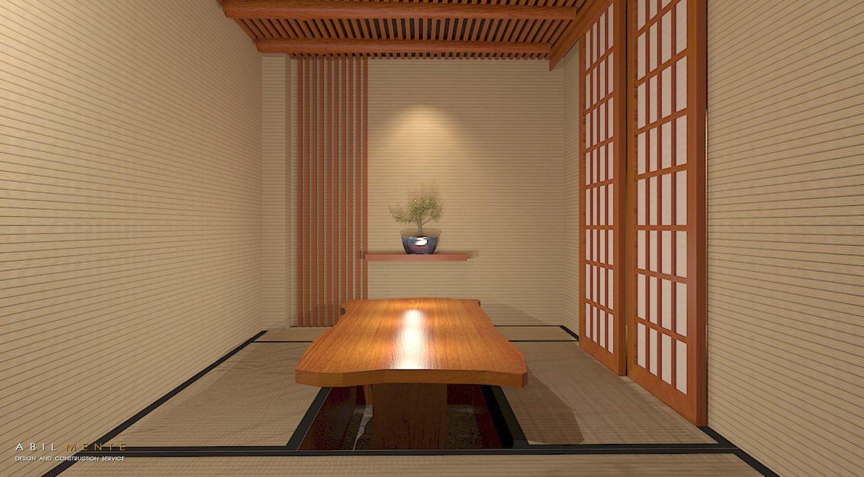 JAPANESE RESTAURANT II
