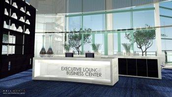 ศูนย์ธุรกิจ - โรงแรมชาเทรียมเรสซิเด้นซ์